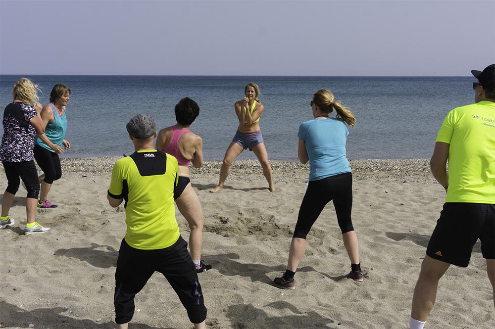 4yourbest träningsresa